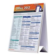 BarCharts, Inc. - QuickStudy® Microsoft Office 2013 Easel Reference Set