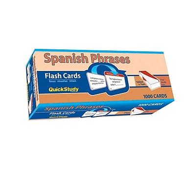 BarCharts, Inc. - QuickStudy® Spanish Flashcard & Reference Set