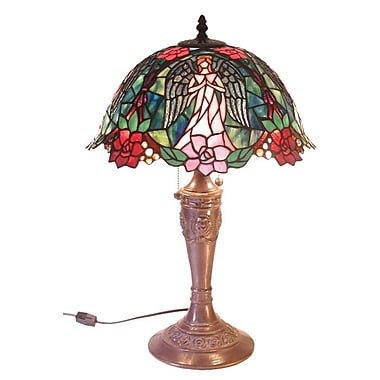 Warehouse of Tiffany Angel 21.5'' Table Lamp