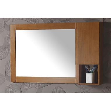Legion Furniture 5'' x 24'' Surface Mount Medicine Cabinet