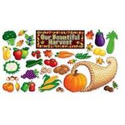 Teachers Friend Autumn Harvest Bulletin Board Cut Out