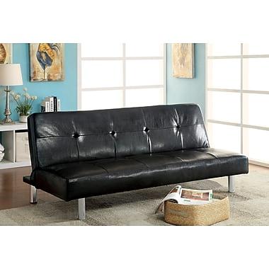 Hokku Designs Orthen Convertible Sofa