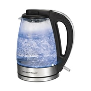 Hamilton Beach 1.8 Qt. Glass Electric Kettle
