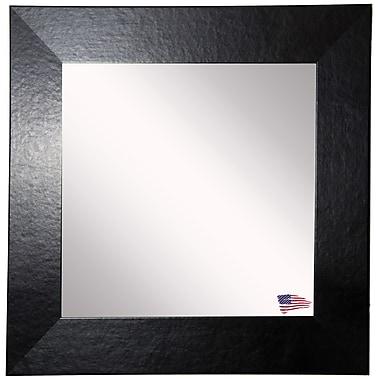 Rayne Mirrors Ava Wide Wall Mirror; 33'' W X 33'' H