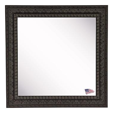 Rayne Mirrors Ava Embellished Wall Mirror; 29.5'' W X 29.5'' H