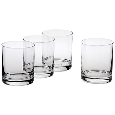 Ravenscroft Crystal Classic Double Old Fashioned Glass (Set of 4)
