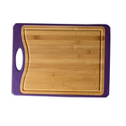 Shall Housewares Two Surface Hydrangea Cutting Board