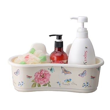 Shall Housewares Butterfly Shower Caddy