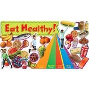 Teachers Friend Nutrition w/ Food Pyramid Mini Bulletin Board Cut Out