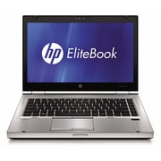 "HP Refurbished Elitebook 8460P Laptop, 14"", 2.5GHz Intel core i5-2520M, 8GB RAM, 500GB, Windows 10 Pro, Bilingual"