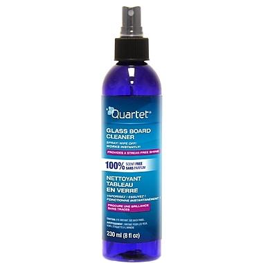 Quartet® Dry Erase Board Glass Board Cleaner, 250 mL