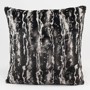 Nourison Fur Throw Pillow