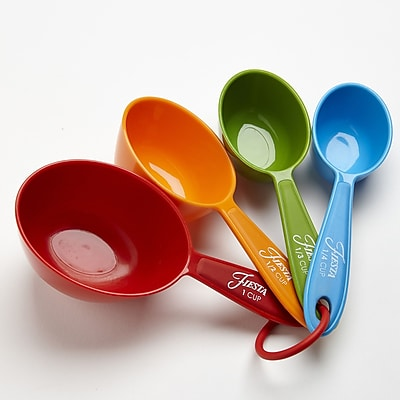 Fiesta 4 Piece Measuring Cup Set WYF078277550908