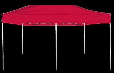 Laguna Canopy 20 Ft. W x 10 Ft. D Canopy; Red WYF078277549936