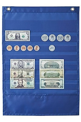 Carson Dellosa Publications Deluxe Money Pocket Chart