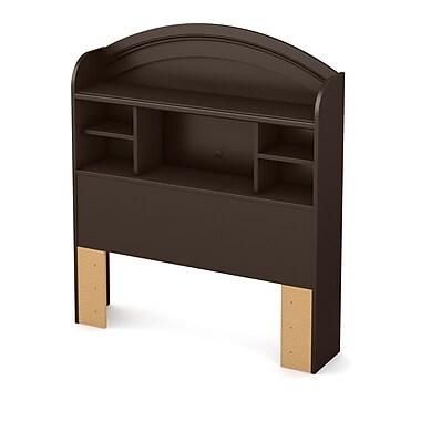 Tête de lit bibliothèque simple 39