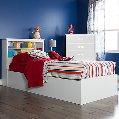 South Shore Fusion Twin Mates Bed (39