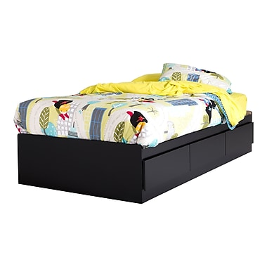 South Shore Vito Twin Mates Bed (39