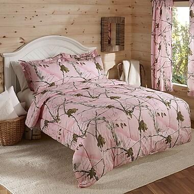 Realtree 3 Piece Comforter Set; Full