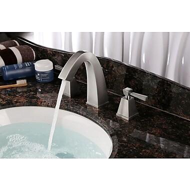 Ruvati Giza Double Handle Bathroom Faucet