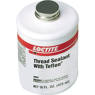 Thread Sealant With Ptfe, 3/Pack