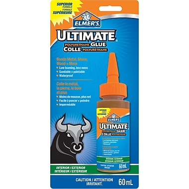 Ultimate Polyurethane Glue, Ae619, 12/Pack