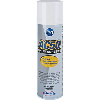 Ac50 Spray Adhesive, 6/Pack