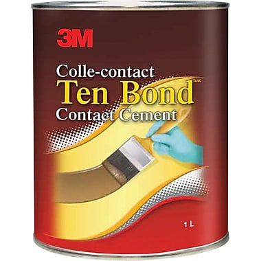 Ten Bond Contact Cement, 2/Pack