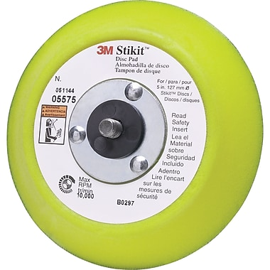 Stikit Disc Pads, BP215, 3/Pack