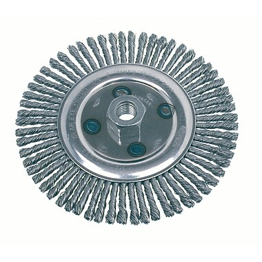 Knot Wire Wheel Brushes, Stringer Bead