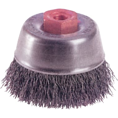 Crimped Wire Cup Brushes, High Speed Small Grinder, Wire Gauge