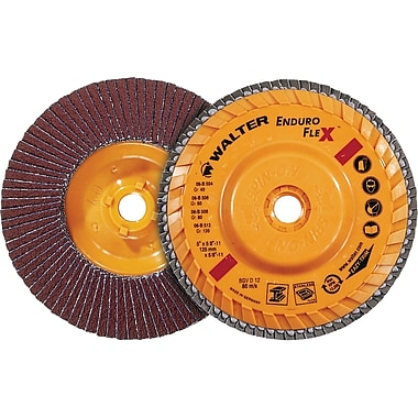 Flap Wheels, Enduro-flex, Qty/pk 4, Bz659