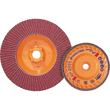 Flap Discs, Enduro-flex Stainless, Qty/pk 4, Bz666