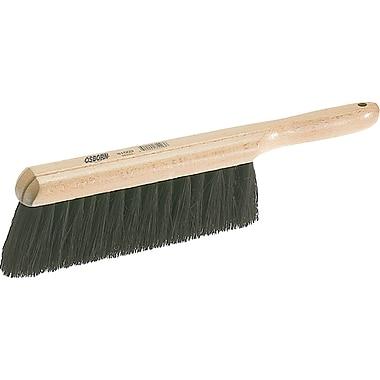 Plumeaux pros de comptoir, longueur de la brosse : 8 po, 12/paquet