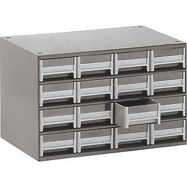 Armoires à pièces modulaires, armoire, dimensions du tiroir 2,125 haut. x 4 larg. x 10,562 (po)
