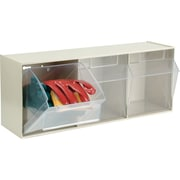 "Tip-out Bin Modular Storage Systems, Cabinet Dimensions W"" X D"" X H"", 23 5/8 X 7 3/4 X 9 1/2, Cb540"