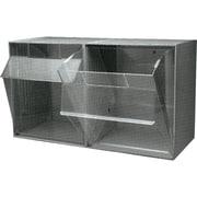 "Tip-out Bin Modular Storage Systems, Cabinet Dimensions W"" X D"" X H"", 23 5/8 X 11 7/8 X 13 7/8, Cb978"