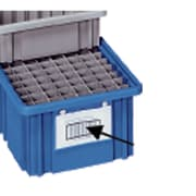 Divider Box Containers, CF352, 12/Pack