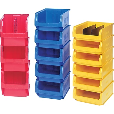 Giant Stacking Containers, CC376, 2/Pack