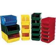 Giant Stacking Containers, Includes Heavy-duty Spread Bar For Extra Strength And Support, Cc380