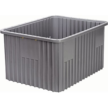 Divider Box Containers, Volume Cu. Ft., 0.44, Cc646
