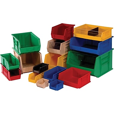 Quantum Bins, Yellow, 12/Pack (CD262)