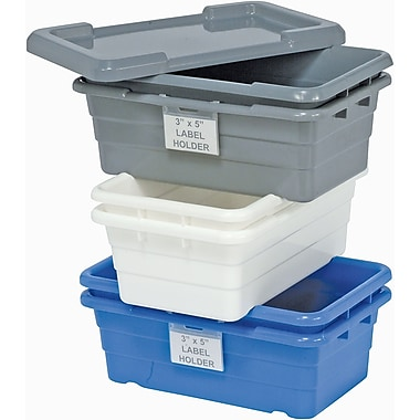 Cross Stack Bins, Qty/pk, 3, Cd247