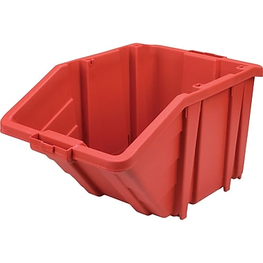 Jumbo Plastic Containers, Qty/pk, 3, Cf327