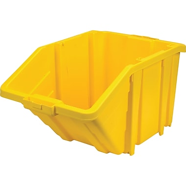 Jumbo Plastic Containers, Qty/pk, 3, Cf330