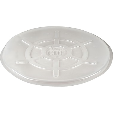 Protective 55-gallon Drum Lids, Drum Lid, Tight Head Drum, Clear Lid