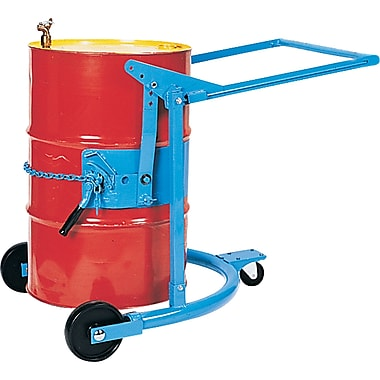 Mobile Drum Karriers, Mobile Drum Karriers, Drum Size, 45 Gallon Plastic And Steel; 22 1/2