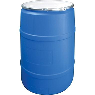 Polyethylene Drums, Drum, Capacity, 30 Gal.