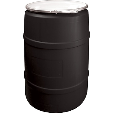 Polyethylene Drums, Drum, Capacity, 55 Gal., Lined/unlined, Unlined, Dc527