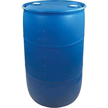 Polyethylene Drums, Drum, Capacity, 55 Gal., Lined/unlined, Unlined, Dc529